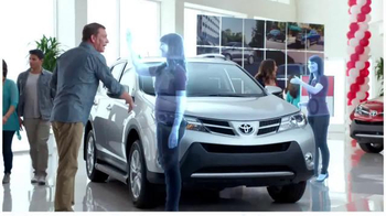 Toyota Annual Clearance Event TV Spot, 'Gone Rogue' - Thumbnail 7