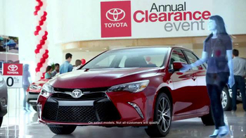 Toyota Annual Clearance Event TV Spot, 'Gone Rogue' - Thumbnail 2
