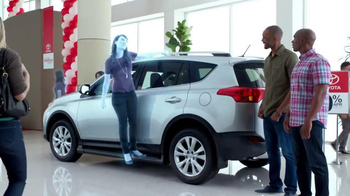 Toyota Annual Clearance Event TV Spot, 'Gone Rogue' - Thumbnail 4
