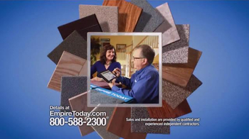 Empire Today Half Price Sale TV Spot, 'Flooring Made Easy' - Thumbnail 5