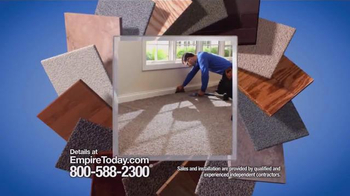 Empire Today Half Price Sale TV Spot, 'Flooring Made Easy' - Thumbnail 6