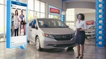 Honda Summer Clearance Event TV Spot, 'Bigger Honda Please' - 96 commercial airings