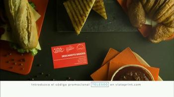 Vistaprint TV Spot, 'Viva la creatividad' [Spanish] - Thumbnail 2