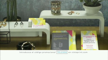 Vistaprint TV Spot, 'Viva la creatividad' [Spanish] - Thumbnail 6