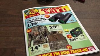 Bass Pro Shops End of Season Clearance TV Spot, 'Huge Savings' - Thumbnail 5