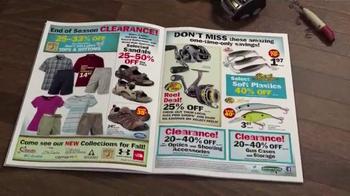 Bass Pro Shops End of Season Clearance TV Spot, 'Huge Savings' - Thumbnail 6