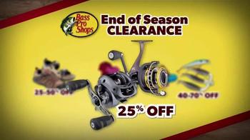 Bass Pro Shops End of Season Clearance TV Spot, 'Huge Savings' - Thumbnail 8
