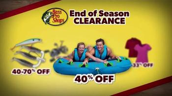 Bass Pro Shops End of Season Clearance TV Spot, 'Huge Savings' - Thumbnail 9