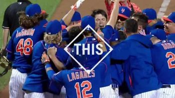 Major League Baseball TV Spot, '#THIS: Flores Sends Mets Home Happy' - 9 commercial airings