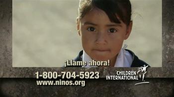 Children International TV Spot, 'Apadrina un niño' [Spanish] - Thumbnail 9