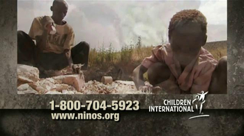 Children International TV Spot, 'Apadrina un niño' [Spanish] - Thumbnail 1