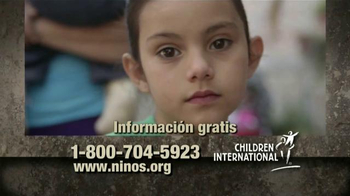 Children International TV Spot, 'Apadrina un niño' [Spanish] - Thumbnail 4