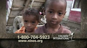 Children International TV Spot, 'Apadrina un niño' [Spanish] - Thumbnail 8