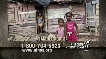 Children International TV Spot, 'Apadrina un niño' [Spanish]
