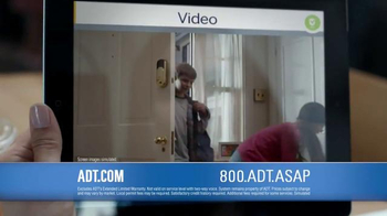 ADT TV Home Security TV Spot, 'Always There' Featuring Ving Rhames - Thumbnail 7