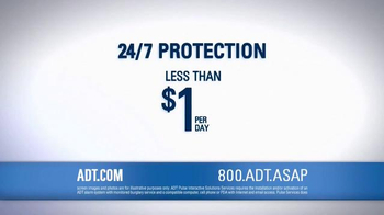 ADT TV Home Security TV Spot, 'Always There' Featuring Ving Rhames - Thumbnail 8