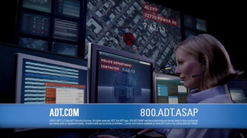 ADT TV Home Security TV Spot, 'Always There' Featuring Ving Rhames - Thumbnail 9