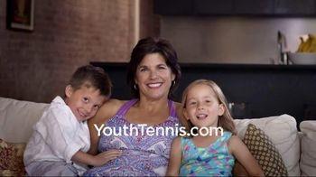 Youth Tennis TV Spot, 'Tennis Mom' Featuring Gigi Fernández