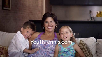 Youth Tennis TV Spot, 'Tennis Mom' Featuring Gigi Fernández