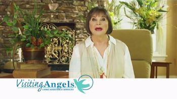 Visiting Angels TV Spot, 'Tailored In-Home Care' Feat. Cindy Willams