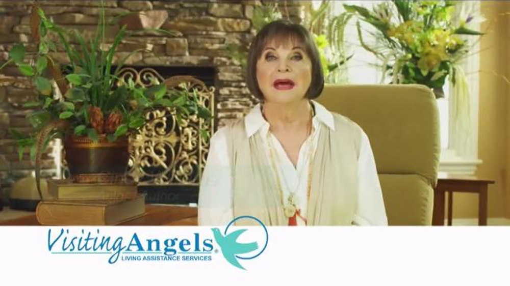 Visiting Angels TV Commercial, 'Tailored In-Home Care' Feat. Cindy Willams