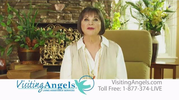 Visiting Angels TV Spot, 'Tailored In-Home Care' Feat. Cindy Willams - Thumbnail 2