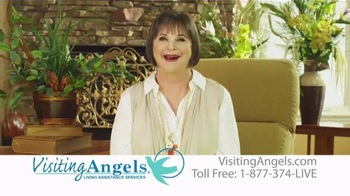 Visiting Angels TV Spot, 'Tailored In-Home Care' Feat. Cindy Willams - Thumbnail 3