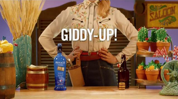 Pinnacle Vodka TV Spot, 'Wranglin' Root Beer Float'