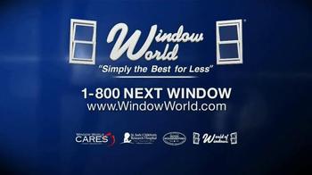 Window World TV Spot, 'Doing Things Right' - Thumbnail 9