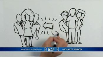 Window World TV Spot, 'Doing Things Right' - Thumbnail 4