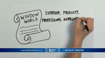 Window World TV Spot, 'Doing Things Right' - Thumbnail 6
