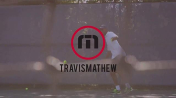 TravisMathew TV Spot, 'The Time is Now' Featuring Mardy Fish - Thumbnail 2