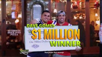 DraftKings Fantasy Baseball TV Spot, 'Glove' - Thumbnail 3