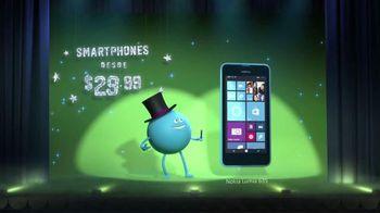 Cricket Wireless TV Spot, 'Magia de teléfonos' [Spanish] - 102 commercial airings