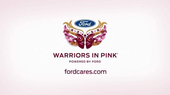 Ford Warriors in Pink TV Spot, 'Cedar Cove: Scarf' Featuring Teryl Rothery - Thumbnail 5
