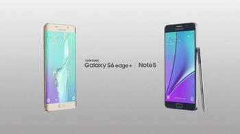 Samsung Note5 & Galaxy S6 Edge+ TV Spot, 'Big Decisions: Chrissy Teigen' - Thumbnail 7