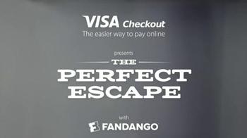 VISA Checkout With Fandango TV Spot, 'The Perfect Escape: Diagnosis' - Thumbnail 1