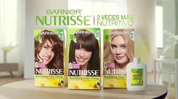 Garnier Nutrisse Nourishing Color Creme TV Spot, 'Su pasión' [Spanish] - Thumbnail 5