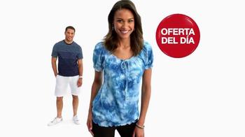 Macy's Venta de un Día TV Spot, 'Joyería, zapatos y ropa de cama' [Spanish] - Thumbnail 1