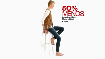Macy's Venta de un Día TV Spot, 'Joyería, zapatos y ropa de cama' [Spanish] - Thumbnail 4