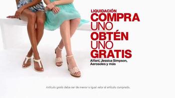 Macy's Venta de un Día TV Spot, 'Joyería, zapatos y ropa de cama' [Spanish] - Thumbnail 5