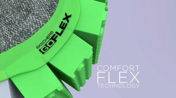 SKECHERS GO FLEX Walk TV Spot, 'Moves With You' - Thumbnail 4