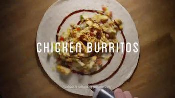 Chili's Smoked Chicken Burritos TV Spot, 'Filled and Fresh'