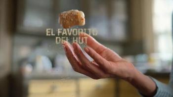 Pizza Hut Ranch Crust Cheesy Bites TV Spot, 'Nuevo sabores' [Spanish] - Thumbnail 3