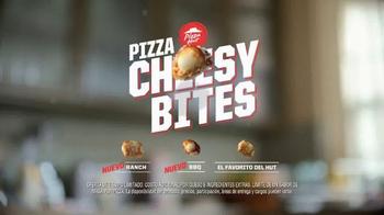 Pizza Hut Ranch Crust Cheesy Bites TV Spot, 'Nuevo sabores' [Spanish] - Thumbnail 8