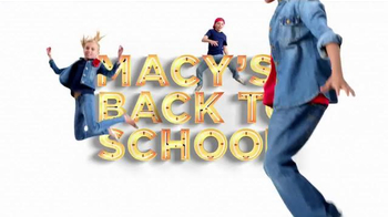 Macy's TV Spot, 'Disney Channel: Back to School'