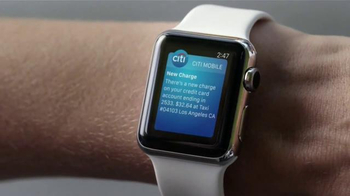 Citi Apple Pay TV Spot, 'New Powers' Song by Vita Bergen - Thumbnail 8
