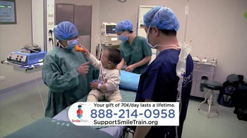 Smile Train TV Spot, \'A Simple Smile\'