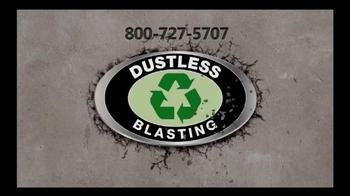 Dustless Blasting TV Spot, 'No Rust and No Dust' - Thumbnail 7