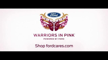 Ford Warriors in Pink TV Spot, 'Models of Courage' - Thumbnail 9